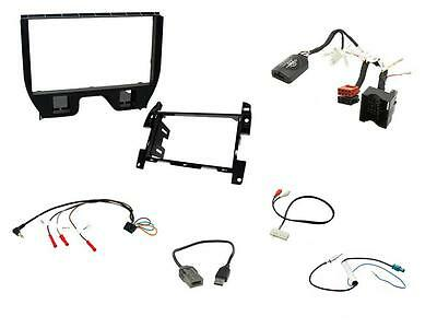 Connects2 CTKCT03 Citroen DS3 Double Din Car Stereo Complete Fitting Kit