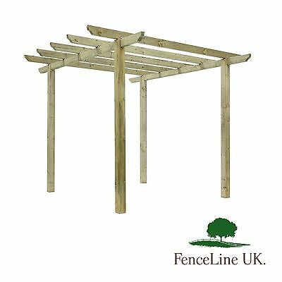 Traditional Pergola - Wooden - Garden - Structure