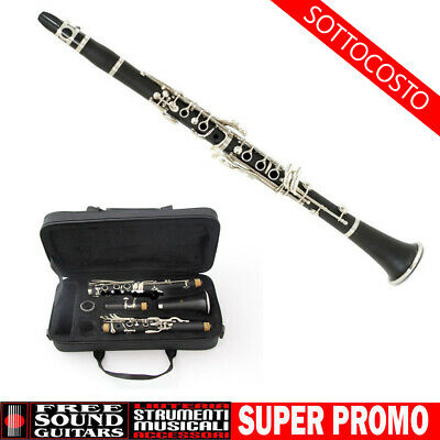 ARROW CLARINETTO IN SIB Custodia Soft Case inclusa - OFFERTA PROMO