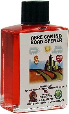 Road Opener Oil by Indio - 14.7ML - Attract Opportunities!!!