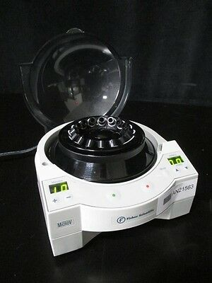 FISHER SCIENTIFIC Micro Centrifuge 7200g max capacity