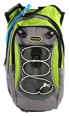 Summit Hydration Pack Water Rucksack Backpack with bladder for Camping Hiking