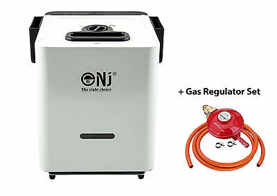 LPG Camping Gas Water Heater Portable Tankless Outdoor Hot Water SYS.  CH-01 NEW