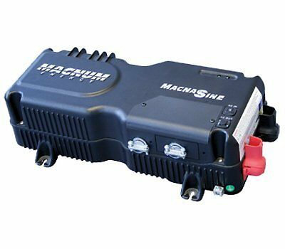 Magnum Energy MM1212B MM1212 1200W Inverter w/ 70-Amp Charger