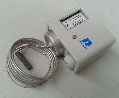 Refrigeration Thermostat RANCO O16-6951 TEMPERATURE CONTROL SPDT -18 TO +13