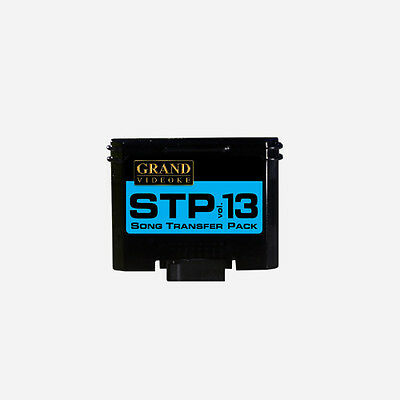 Song Transfer Pack 13 (STP13)- The Newest Song Pack of GRAND VIDEOKE!