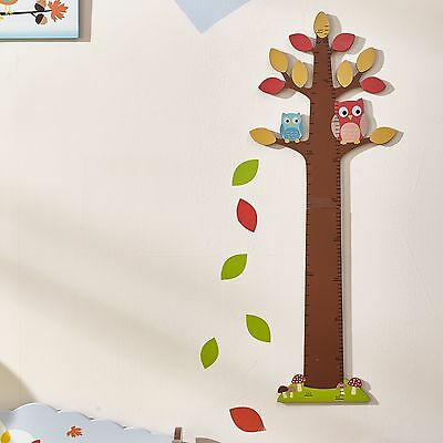 Fantasy Fields by Teamson Enchanted Woodland Growth Chart