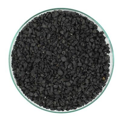 15 KG NATURAL BLACK AQUARIUM GRAVEL 2-5mm AQUASCAPING IWAGUMI IDEAL FOR PLANTS