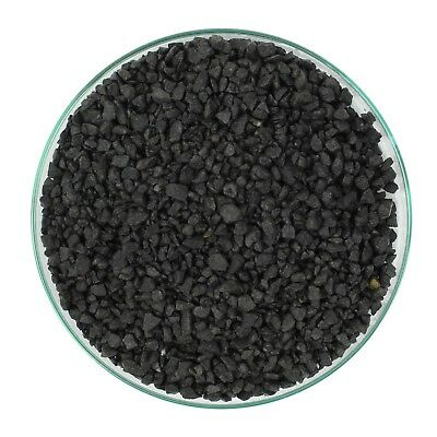 10 KG NATURAL BLACK AQUARIUM GRAVEL 2-5mm AQUASCAPING IWAGUMI IDEAL FOR PLANTS