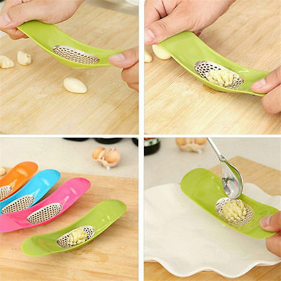 New Novelty High Quality Grinding Kitchen Garlic Press Cooking Tools