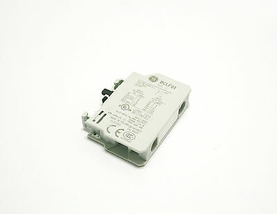 GE Power Controls Auxiliary Contact Front Mount 1NC BCLF01