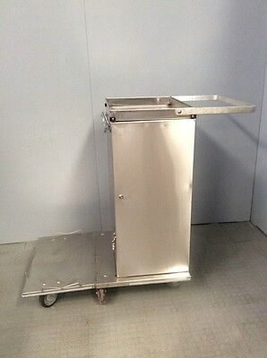 Royce Rolls Ringer Hotel And Linens Cart, Medical, Healthcare, Janitorial