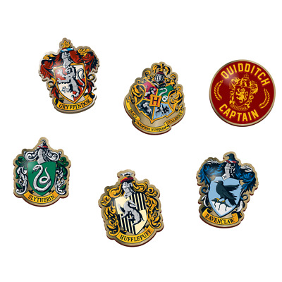 Harry Potter Pin Badge Fast Free UK Delivery