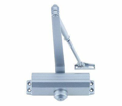 Fire Rated Overhead Door Soft Closer 1 Hour Adjustable Steel Tested Size 3 60kg