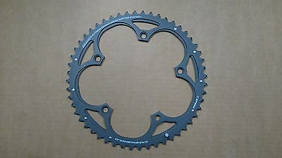 New Campagnolo Super Record 52T Chainring 135mm BCD for 39/42 Inner 11speed