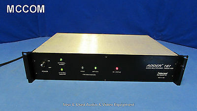 Telecast Adder 161 Audio Multiplexer Receiver Only