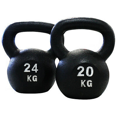 Energise Now Classic Cast Iron Kettlebells - FREE SHIPPING MELB, SYD, ADE METRO