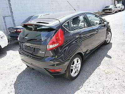 Ford Fiesta Right Rear Door Wt-Wz Hatch, 10/10-