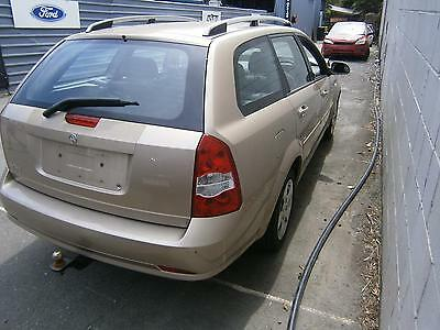 Holden Viva R Rear Door/sliding Jf, Wagon, 10/05-04/09