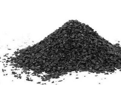 20 KG NATURAL BLACK AQUARIUM SUBSTRATE(SAND - GRAVEL 1-3mm) IDEAL FOR PLANTS
