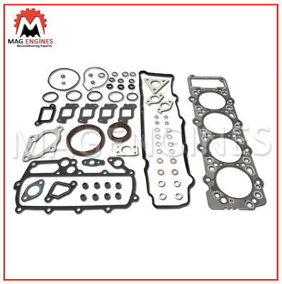 Full Gasket Kit Mitsubishi 4M40-T Me996729 For Pajero Shogun & Canter 2.8 Ltr