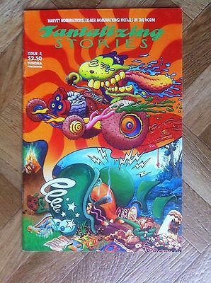 Tantalizing Stories Jim Woodring  First Printing Fine (F53)