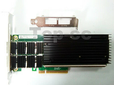 New Intel XL710-QDA2  Ports 40G Pci-e x8 Ethernet Converged Network Adapter OEM
