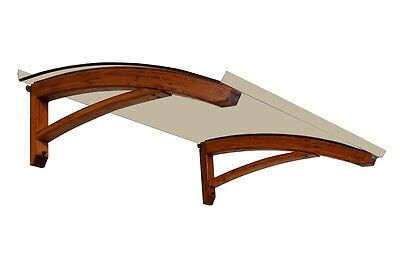 Bellhouse Wooden Door Canopy Mod Onda Made In Italy Canopies Garden Roof Outside