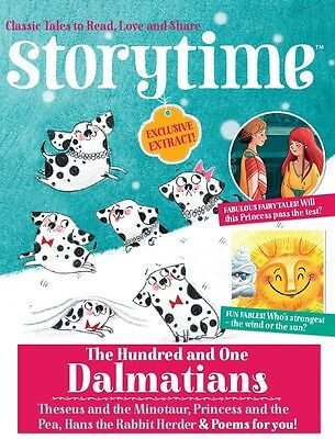 Storytime Issue 12 - The Hundred and One Dalmations, The Princess and the Pea