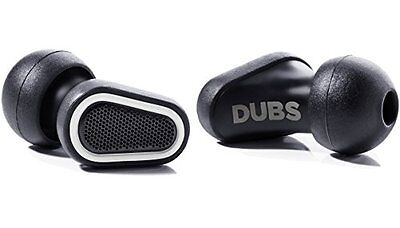 DUBS Acoustic Filters Advanced Tech Earplugs, White