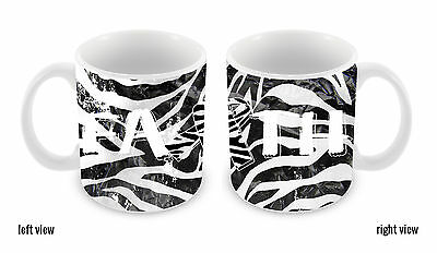 Carcinoid Cancer Awareness Faith Ribbon 11oz Ceramic Coffee Mug