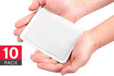 Adhesive Body Warmer Patch (10 Pack)