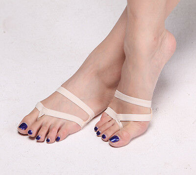 Foot Pad, Insole, Dance Paws, Foot Thongs for Belly Dance and Daily Use S M L