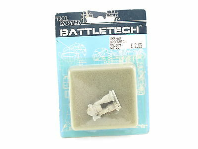Battletech Ral Partha Urbanmech 20-857 FASA Blue Card New
