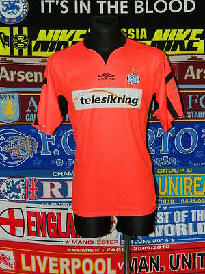 4/5 Esbjerg adults XL 2006 rare away football shirt jersey trikot soccer