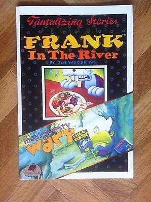 Tantalizing Stories Frank In The River Jim Woodring  Vf/nm (F53)