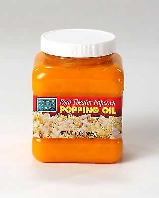 Wabash Valley Farms Popping Oil - Real Theater - 16 oz