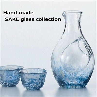 Orient Sasaki glass Liquor glass collection cold sake set G604-M70 From Japan