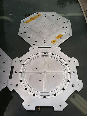 Octagonal Vacuum Chuck with Two Vacuum Surface Plates