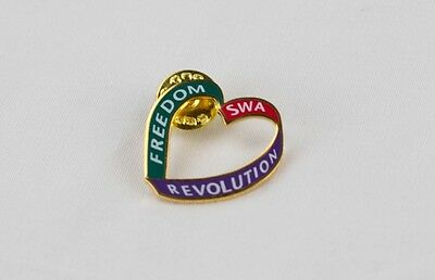 "Southwest Airlines ""SWA Freedom Revolution"" collector's pin"