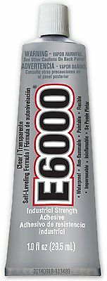 E6000 Glue Industrial Strength for Rhinestones Crystals Jewelry & bead 29.5 ml