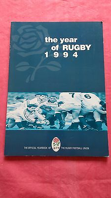 Rugby Football Union 1994 Yearbook