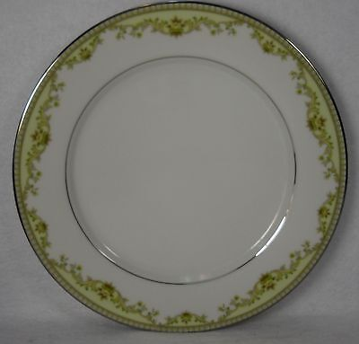 NORITAKE china RALEIGH 2487 pattern Dinner Plate - 10-1/2""