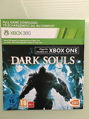 Dark Souls 1 FULL Game Download DLC Card for Xbox ONE