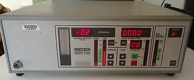 Northgate Technologies Nortech Omniflator 7400 7500 Hi-Flow Unit Insufflator