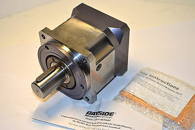 NOS BAYSIDE MOTION USA Planetary Servo Gear Reduction P/N PS115-005-SH Ratio 5:1