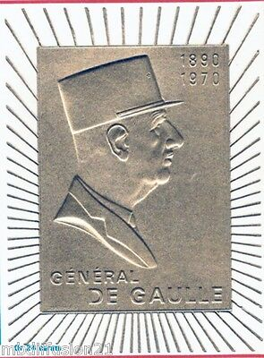 1971//fdc Cp 1°Jour**general De Gaulle-Memorial-Haute.marne**timbre Or/y/t 1695