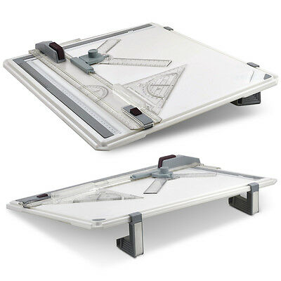 A3 Drawing Board Table with Parallel Motion and Adjustable Angle New W1