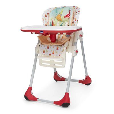 CHICCO Seggiolone Polly 2 in 1 - Timeless