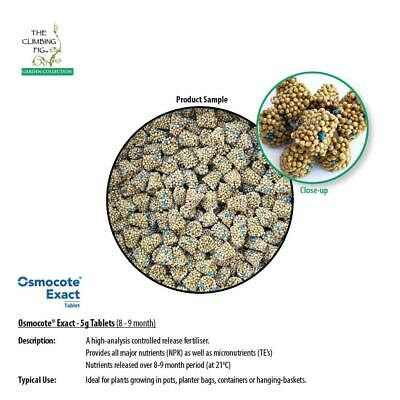 Osmocote Exact | controlled release | plant fertiliser tablets | Ideal for pots.